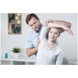 clínica de fisioterapia ortopédica para pós cirurgia Invernada