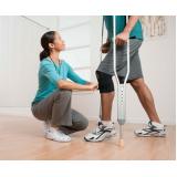 clínica de fisioterapia ortopédica Interlagos