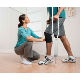 clínica de fisioterapia ortopédica Vila Curuçá