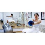 clínica de fisioterapia para gestantes Monte Carmelo