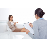 clínica de psicologia preço Interlagos