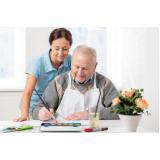 terapia ocupacional para idosos Anália Franco