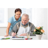 terapia ocupacional para idosos Vila Morumbi